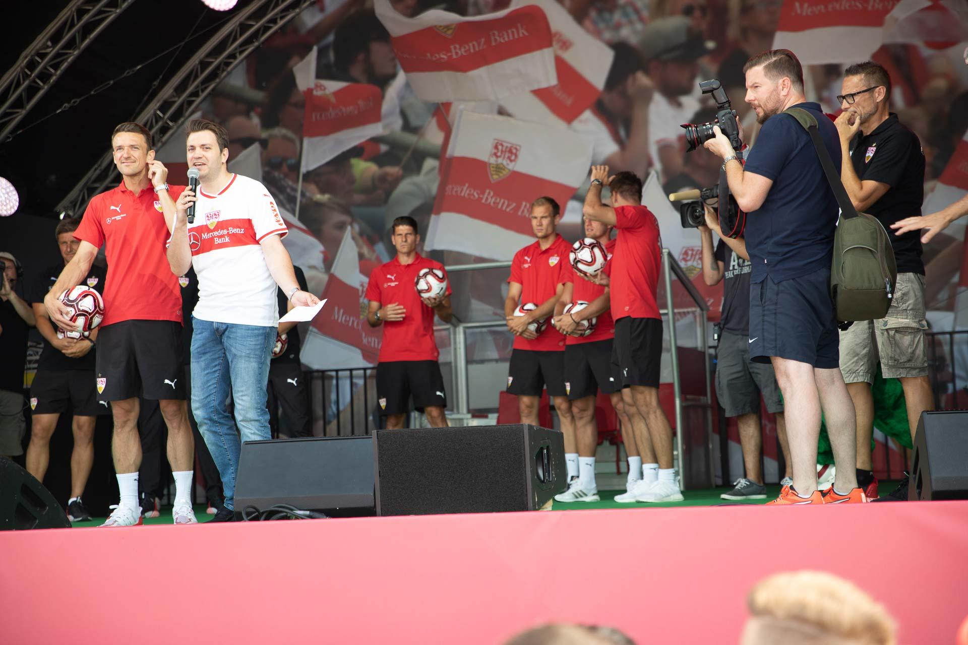 VFB Saisonauftakt 2018 /2019