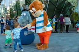 Mercedes-Benz Museum Kinder- und Familientag