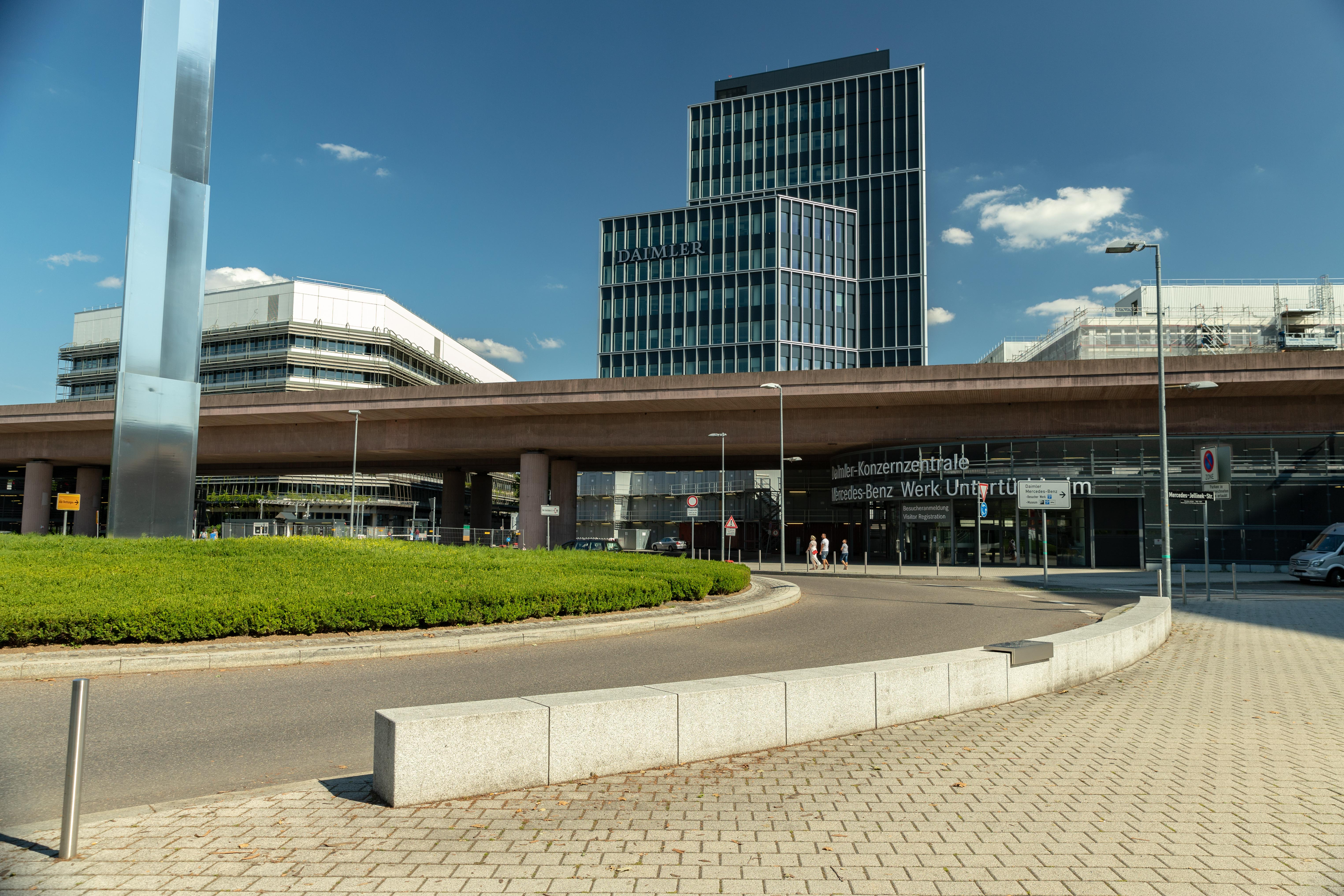 Daimler Konzernzentrale Stuttgart