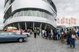 Kinder- und Familientag, Mercedes-Benz Museum