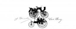 Werbeanzeige Daimler-Benz AG: