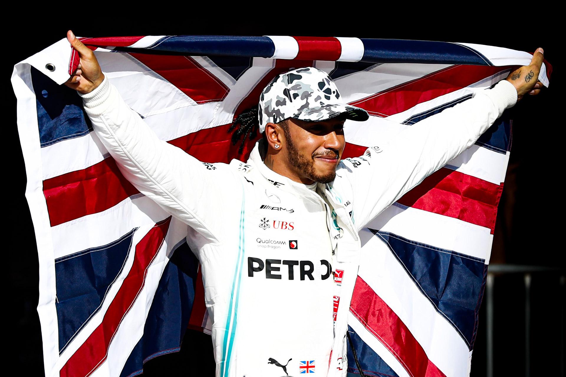 Sechster Formel-1-Weltmeistertitel für Lewis Hamilton: Im Großen Preis der USA am 3. November 2019 macht der britische Rennfahrer den Triumph vorzeitig perfekt.