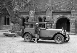 Mercedes-Benz 8/38 PS Typ Stuttgart 200 (W 02), Limousine (1926 bis 1928)