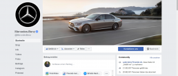 mercedes benz facebook