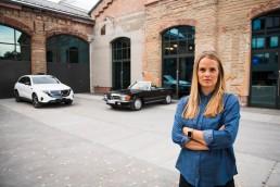 Bettina Fetzer übernimmt zum 1. November 2018 die Leitung des Mercedes-Benz Marketings.