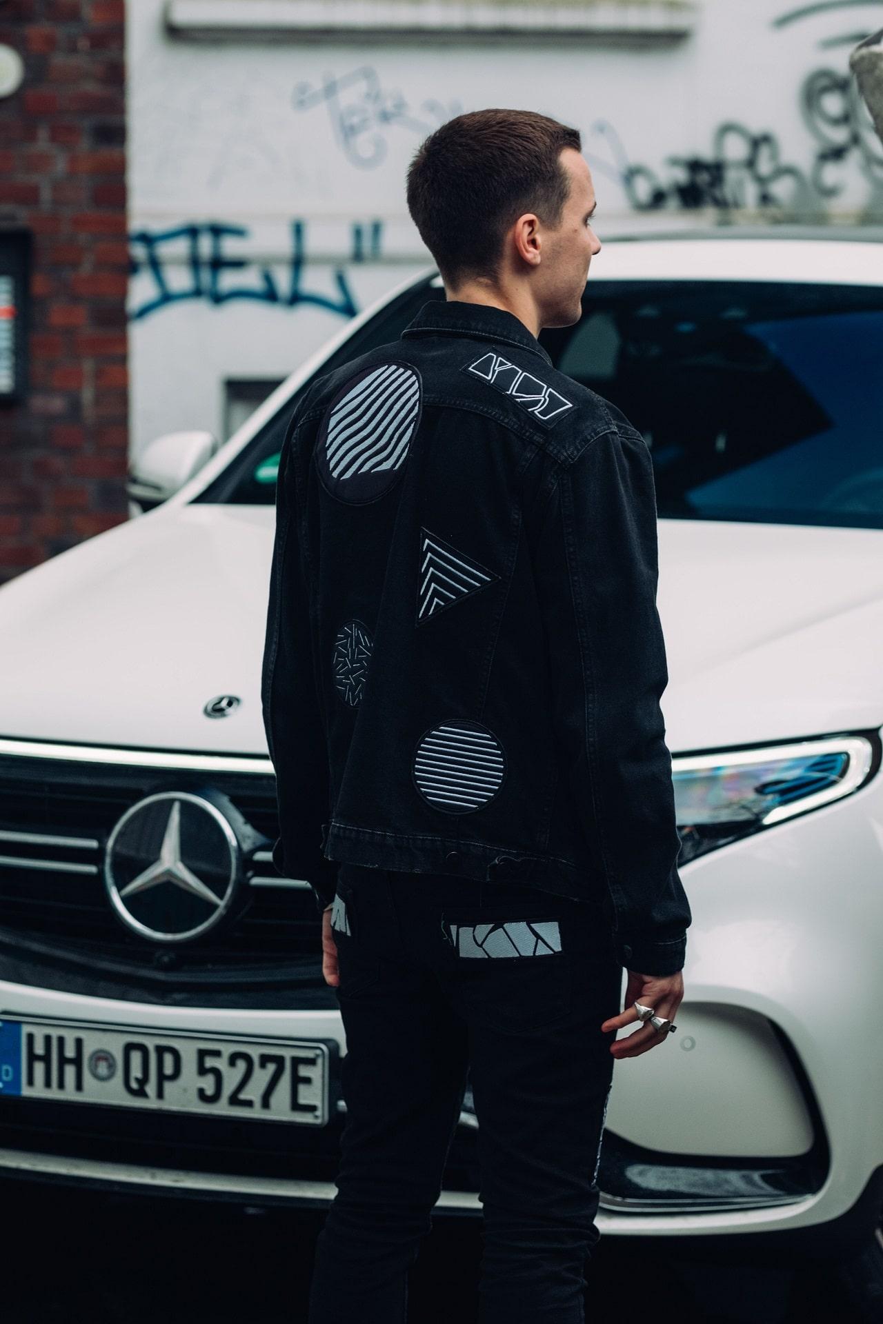 Felix Jaehn, DJ und Mercedes-Benz Markenbotschafter.