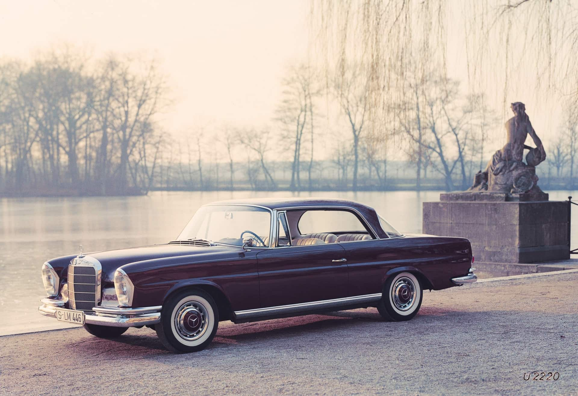 Schon zu Lebzeiten ein Klassiker: Mercedes-Benz 220 SEb Coupé (Baureihen W 111/W 112, 1961 bis 1971).