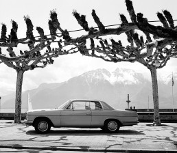 """Premiere der """"Strich-Acht"""" Coupés 1968: Die Historie der Mercedes-Benz E-Klasse Coupés beginnt vor 50 Jahren"""