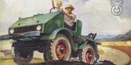 Seit 60 Jahren baut Mercedes-Benz den Unimog und feiert das im Werk Wörth am Rhein am Samstag, 4. Juni, mit dem weltgrößten Treffen historischer und aktueller Unimog. Detaillierte Informationen zu der Veranstaltung sowie Anmeldemöglichkeit unter www.mercedes-benz.com/unimog-60jahre.