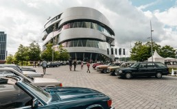 Mercedes Benz Museum: Cars & Coffee