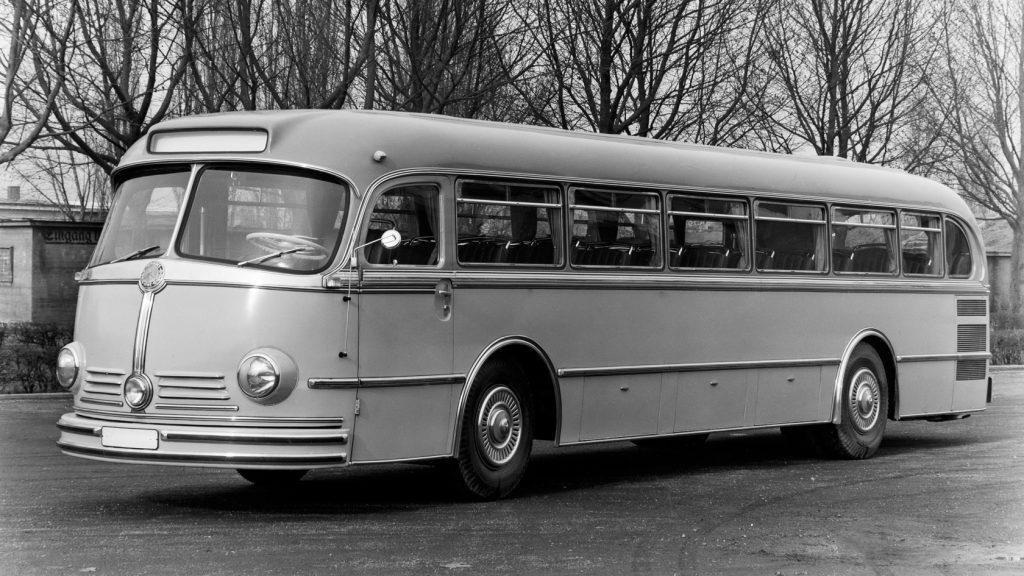 """""""Der O 321 H war mit mehr als 30.000 Einheiten der meistverkaufte Omnibus seiner Zeit."""""""