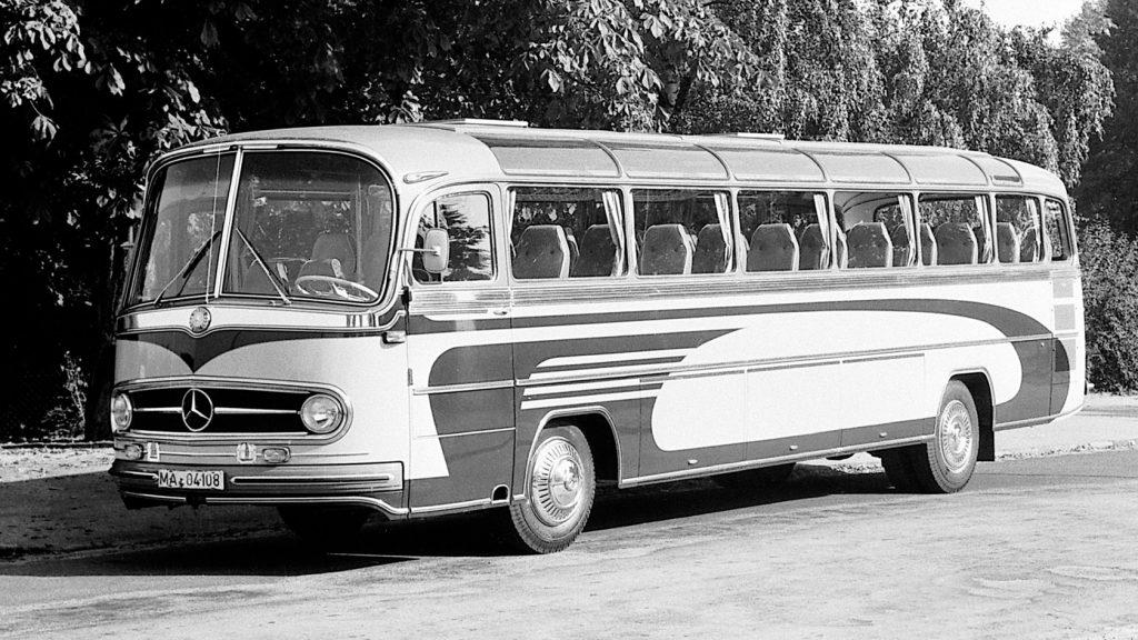 1954: Ein echter Alleskönner. O 321 H.