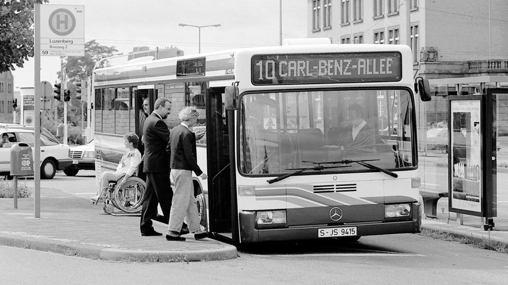 1983: O 405 Der Verwandlungskünstler.