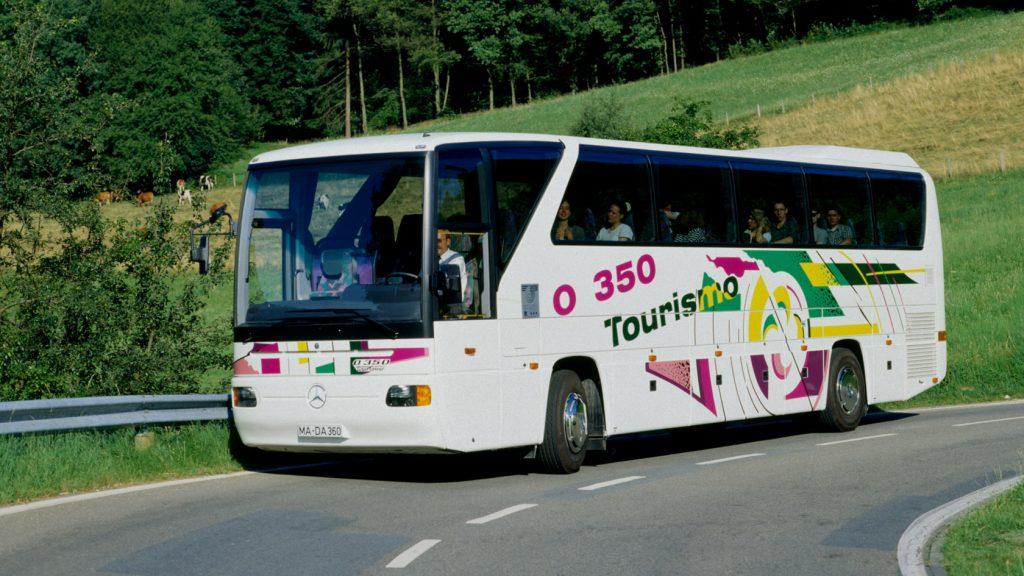 1994: Der Tourismo.