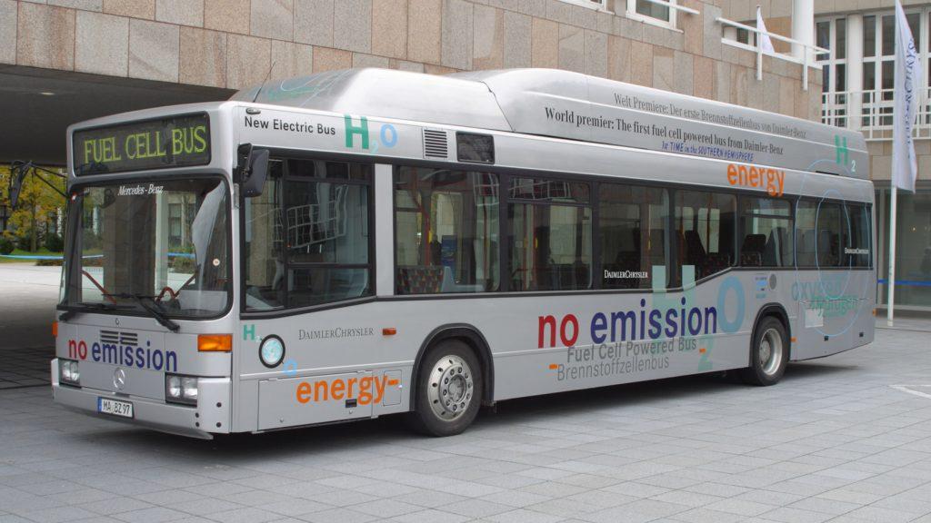 NEBUS steht für New Electric Bus.