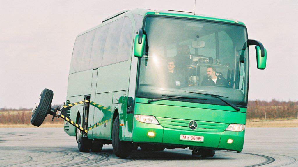 Travego, ESP 2000, IAA 2000.