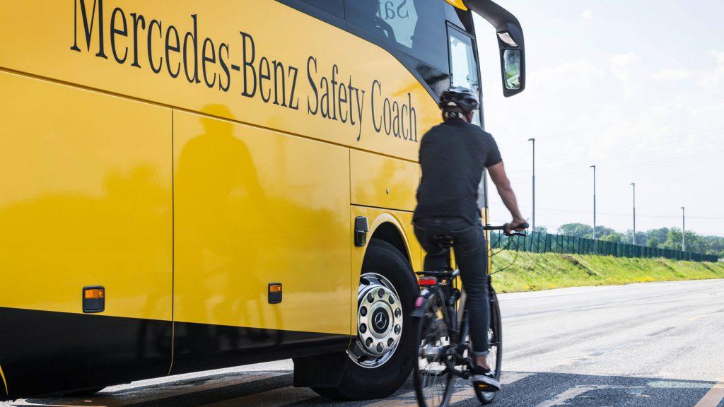Mercedes-Benz Safety Coach.