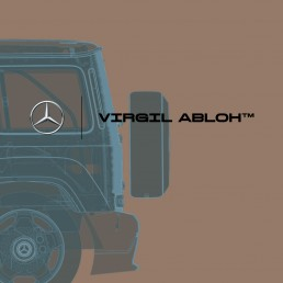 Mercedes-Benz Project Geländewagen Key Visual. (Quelle: Daimler AG)