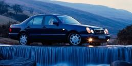Mercedes-Benz E 250 Diesel der Baureihe 210 (1995 bis 2003).