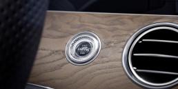 Mercedes-Benz E-Class, KEYLESS-GO Paket (Quelle: Daimler AG)