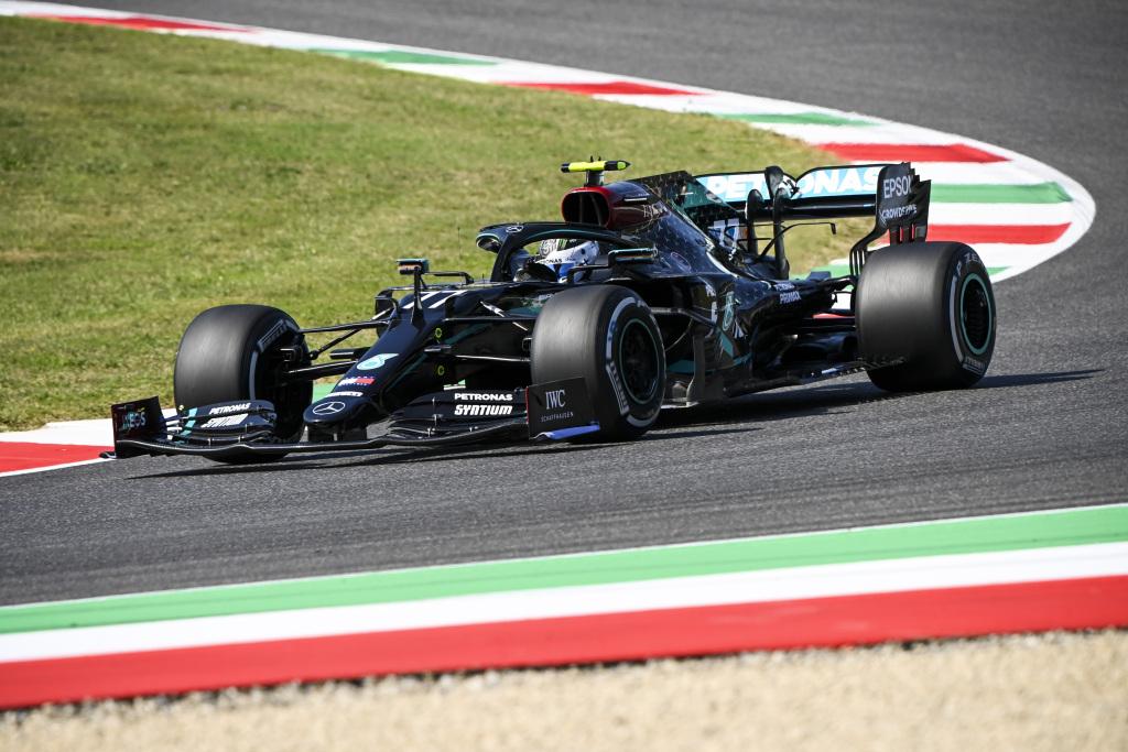 Formel 1 - Mercedes-AMG Petronas Motorsport, Großer Preis der Toskana 2020. Valtteri Bottas