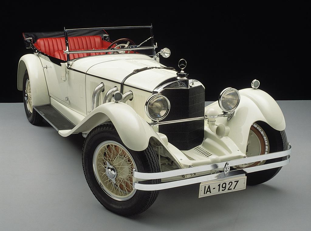 Mercedes-Benz Typ S, Baujahr 1927.
