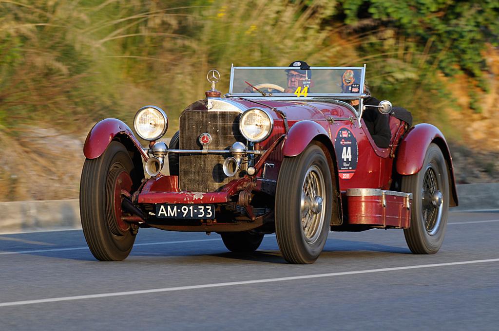 Mille Miglia 2011, Mercedes-Benz Typ SSK, 1929.
