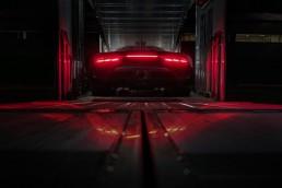 """Mercedes-AMG Marketingkampagne """"After work"""" mit Lewis Hamilton; STAUD STUDIO für Mercedes-AMG"""