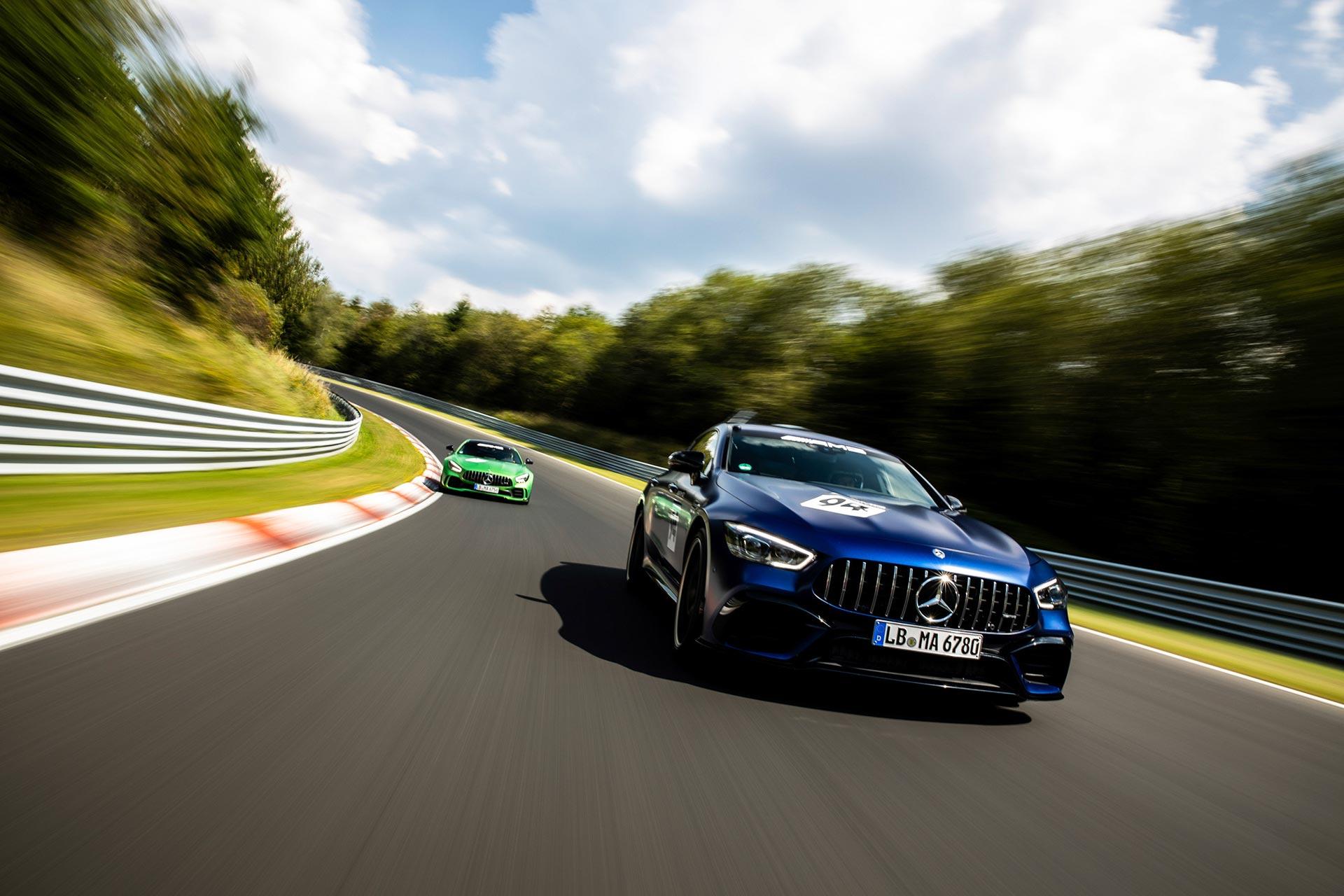 AMG Racetrack-Trainings