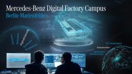 Mercedes-Benz Digital Factory Campus, Berlin-Marienfelde