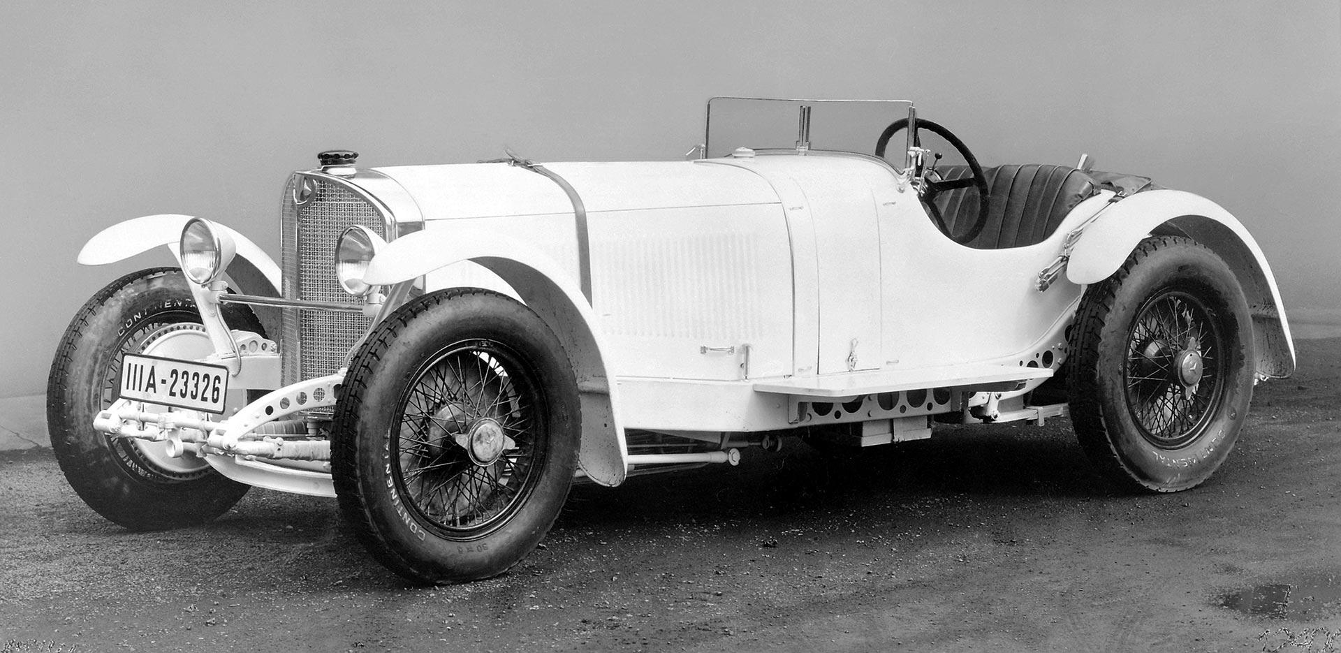 Mercedes-Benz Typ SSKL (W 06 RS), 1931