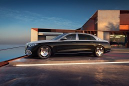 100 Jahre Maybach Automobile 1921-2021; Mercedes-Maybach S-Klasse