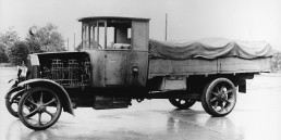 Erster Diesel Lkw Benz Typ 5K3